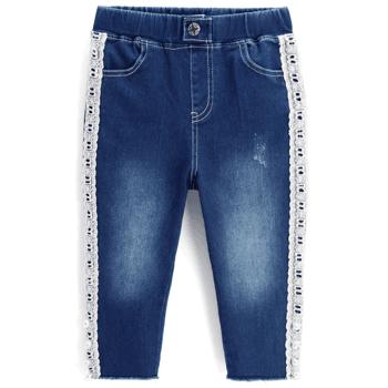 猪猪的故事儿童春季牛仔裤2019新款儿童洋气春装