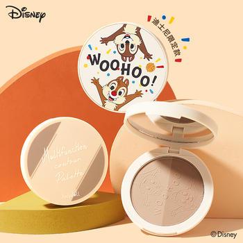 Judydoll橘朵双色修容粉饼鼻影立体v脸阴影粉提亮肤色