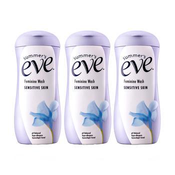 美国•夏依女性专用洗液(敏感肌肤)237ml*3瓶
