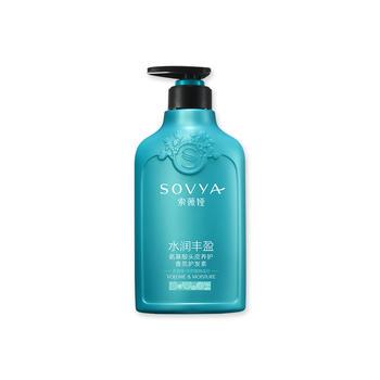 索薇娅天使草水润丰盈氨基酸头皮养护香氛护发素500ml