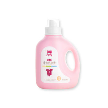 中国•红色小象婴儿多效洗衣液(阳光花香)1.2L