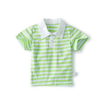Cipango 夏季新款可爱宝宝短袖T恤 婴幼儿Polo衫