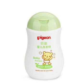 贝亲婴儿洗发精200ml 蕴含植物保湿精华