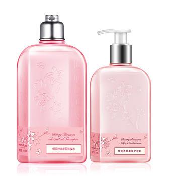 Matin Rosie/玛汀露丝洗护套装樱花控油洗发水+护发素