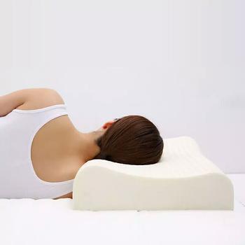 恒源祥泰国乳胶枕头单人护颈枕成人记忆枕芯乳胶枕