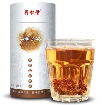 同仁堂決明子茶 同仁堂好品質 醇香耐泡