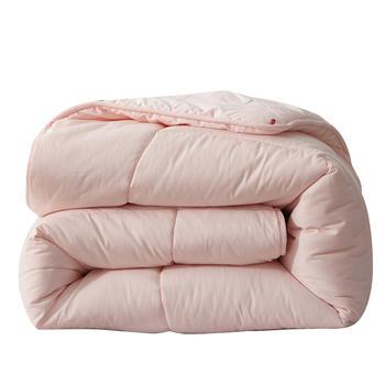 恒源祥全棉澳洲羊毛被冬季厚被子加厚保暖春秋被