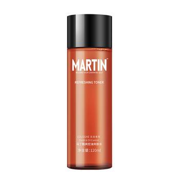 马丁古龙香氛男士补水保湿爽肤水控油收缩毛孔须后水