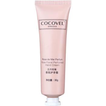 COCOVEL法式香氛五月玫瑰护手霜女滋润保湿夏季不油腻