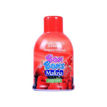 意大利棒棒糖二合一洗发沐浴(草莓甜香)500ml 沐浴乳