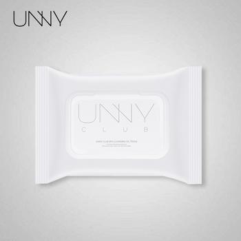 UNNY悠宜懒人必备卸妆湿巾便携式温和卸妆洁面巾30片