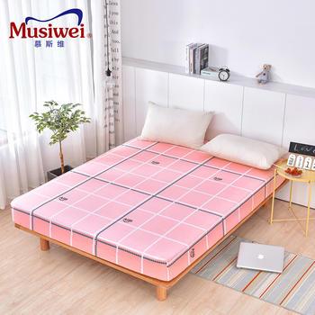 慕斯維 純棉床墊套 席夢思保護套1.5米1.8米床單 床笠