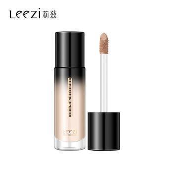 莉兹Leezi轻薄持妆遮瑕白皙提亮肤色粉底液