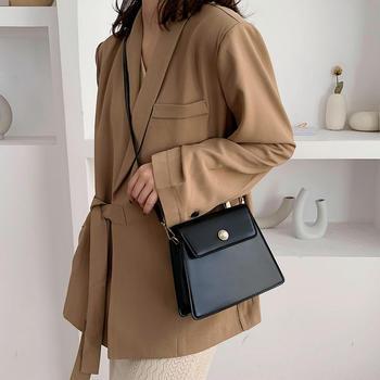 雅涵韩版新款手提包女小手拎包包时尚百搭斜挎女包