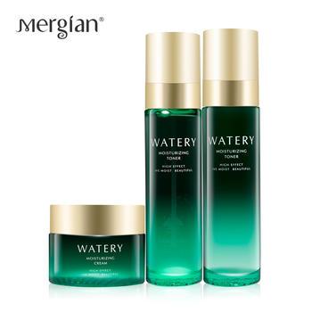 Mergian/美肌颜水滢精华保湿护肤三件套