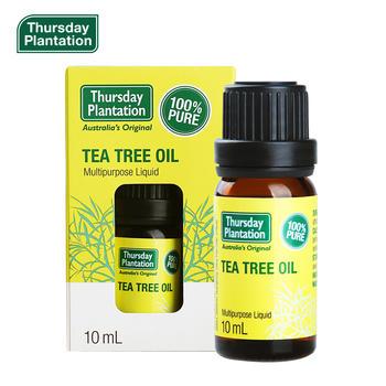 【原装进口】星期四茶树 茶树油10ml清痘淡印护肤控油