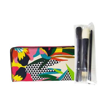 雅诗兰黛化妆包送化妆刷 化妆包简约便携大容量手拿包女包
