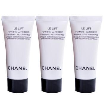 香奈儿(Chanel)智慧紧肤晚安面膜5ml