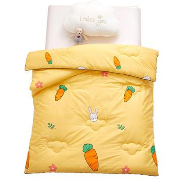 恒源祥儿童被子加厚秋冬被1.2米1.5m棉被芯幼儿园宝宝午睡120x150