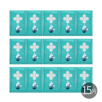 我的美丽日志蜜若蓝密集保湿补水面膜15片