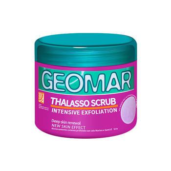 意大利GEOMAR吉儿玛葡萄籽身体磨砂海盐 600g