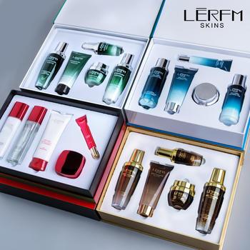 (任选一套)LERFM 多肽蛋白护肤品套盒秋冬补水保湿化妆品正品