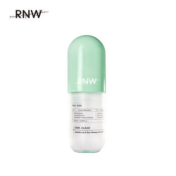 RNW韩国如薇绿胶囊舒润净颜眼唇卸妆液120ml