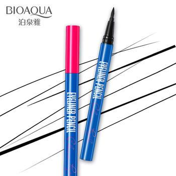 【2支装】泊泉雅 灵动纤长眼线笔上色均匀防水防汗不晕染眼线笔