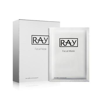 芮一ray银色面膜正品补水锁水保湿收缩毛孔泰国银色滋养提拉紧致