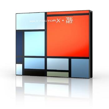 蜜丝佛陀X纽约大都会博物馆9色眼影盘 MAX FACTOR【大都会限量来版】