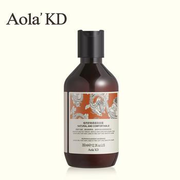 (买一送一)傲来国 生姜洗发水 去屑控油洗发露350ml防脱育发顺滑