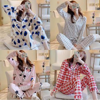 【限时2套56,3套82元】牛奶丝棉质开衫家居服睡衣套装 55款可选