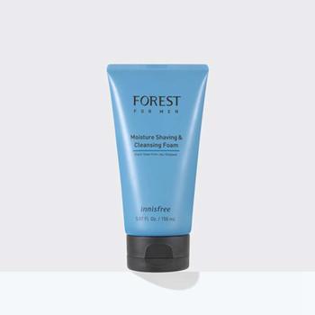 森林男士保湿修护剃须洁面膏 帮助强化肌肤屏障