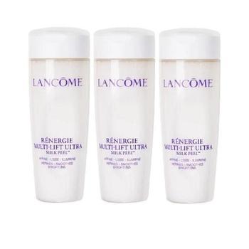 兰蔻(Lancome)塑颜紧致焕亮精华水 兰蔻牛奶水50ml*3 使用前需摇匀