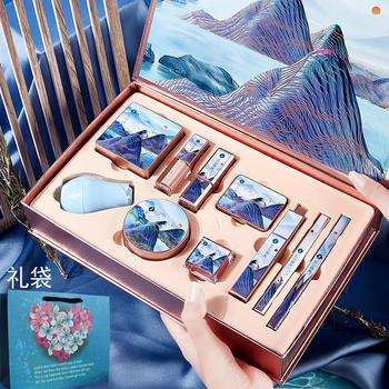 云山神秀彩妆套装礼盒10件套全套组合中国风彩妆