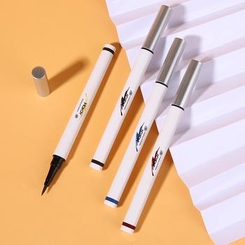韩卡芙彩色眼线笔防水持久不易晕染眼线液笔